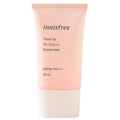Kem Chống Nắng Innisfree Tone Up No Sebum Sunscreen SPF50+/PA++++